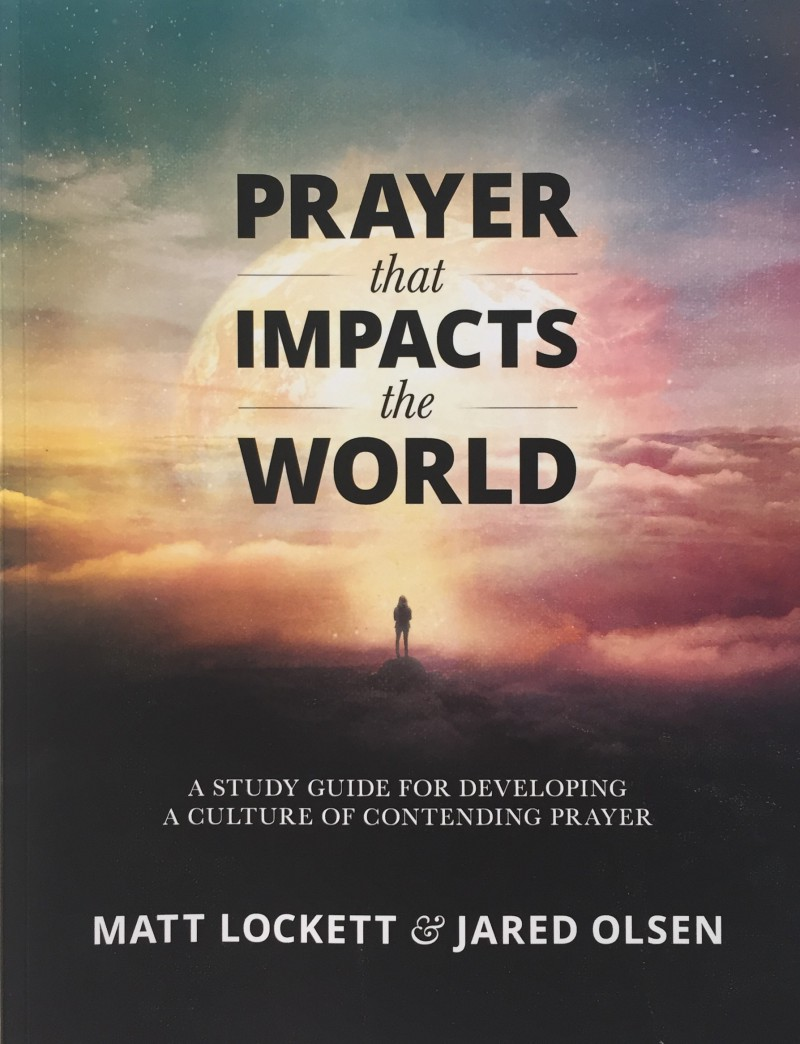 Prayer that Impacts the World Book Cover